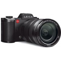 Leica SL + 24 - 90mm 24 MP Mirrorless Camera Kit - Black
