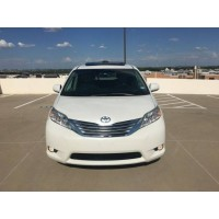 TOYOTA SIENNA LIMITED EDITION