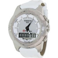 Tissot Casual Watch For Women Analog-Digital Leather