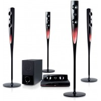 LG 5.1 Channel,1000Watts ,USB Recording, DVD Home Theater System