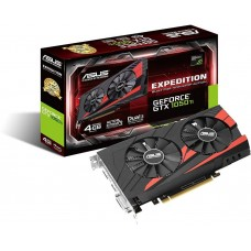 ASUS Expedition GeForce GTX 1050 Ti eSports Gaming 4 GB GDDR5 Graphics Card