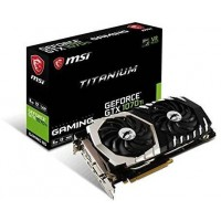 MSI GEFORCE GTX 1070Ti TITANIUM 8GB DDR5
