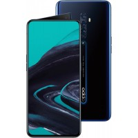 Oppo Reno 2 Dual SIM - 256GB, 8GB RAM, 4G LTE, Luminous Black