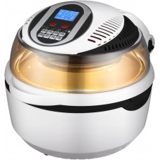 Nikai Air Fryer ,10 L,White