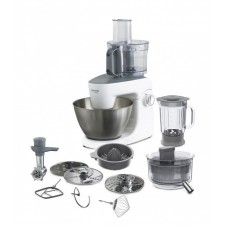 Kenwood KHH326 Multione Kitchen Machine, Silver, Stainless Steel