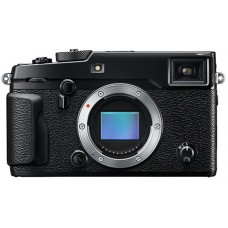 Fujifilm X-Pro2 - 24.3 MP Mirrorless Digital Camera with XF 23mm F/2mm Lens, Black