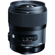 Sigma 35mm F1.4 DG HSM Art Lense For Canon