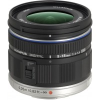 Olympus M ED 9-18mm f/4.0-5.6 micro Four Thirds Lens for Olympus and Panasonic Micro Four Third Interchangeable Lens Digital Camera