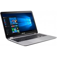 ASUS VivoBook Flip TP203NAH-BP043T 2-in-1 Laptop - Intel Celeron N3350, 11.6-Inch HD Touch, 500GB, 2GB RAM, Windows 10, Gray