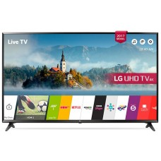 LG 43 Inch 4K ULTRA HD LED Smart TV With Built-in 4K Receiver - 43UJ630V