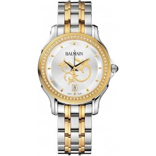 Balmain Women's Silver Dial Metal Band Watch - B18533916