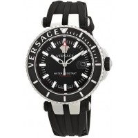 Versace Sport Watch For Men Analog Silicone - VAK010016