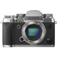 Fujifilm X-T2 - 24.3 MP Mirrorless Digital Camera Body Only, Graphite Silver