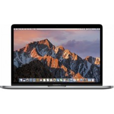 Apple MacBook Pro 2016 Laptop With Touch Bar MLH12 - Intel Core i5 2.9 GHz, 13.3 Inch, 256GB SSD, 8GB RAM, English Keyboard, macOS, Space Gray - International Version