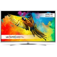 LG 65 Inch Super 4K UHD Smart 3D LED TV - 65UH850V